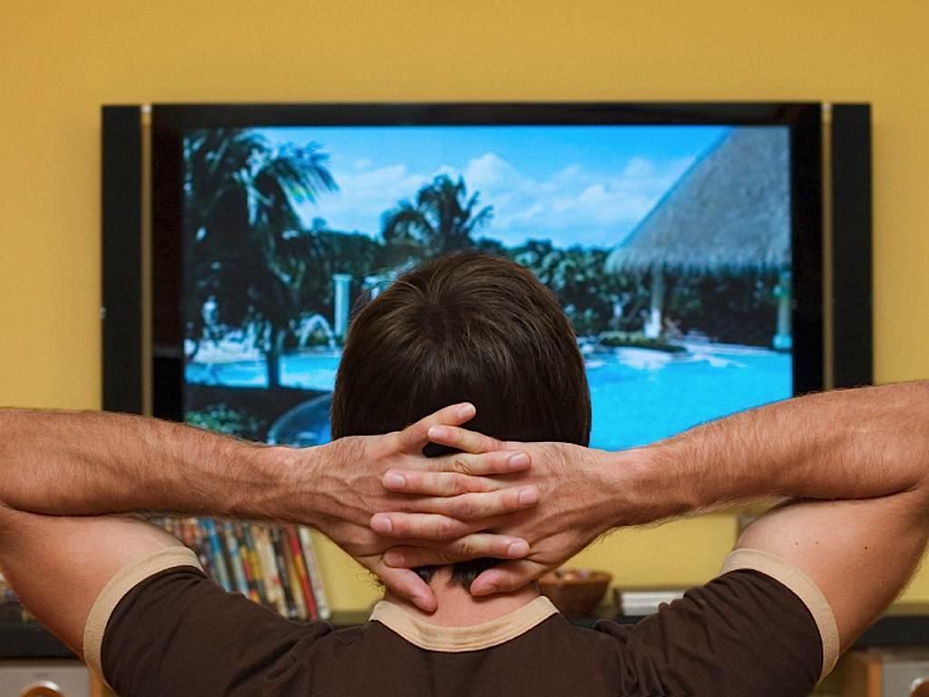 Вред продолжительного просмотра телевизора