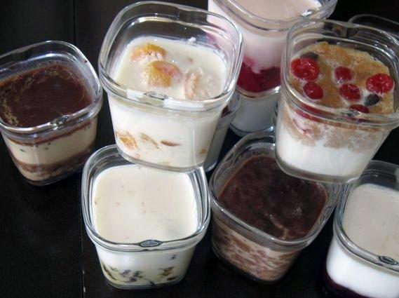 Йогуртницы и домашний йогурт