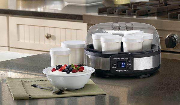 Классический йогурт в домашних условиях