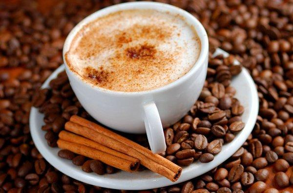 Как сделать капучино в кофемашине видео