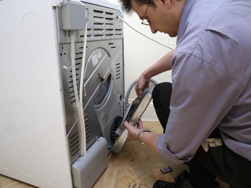 Монтаж стиральной машины