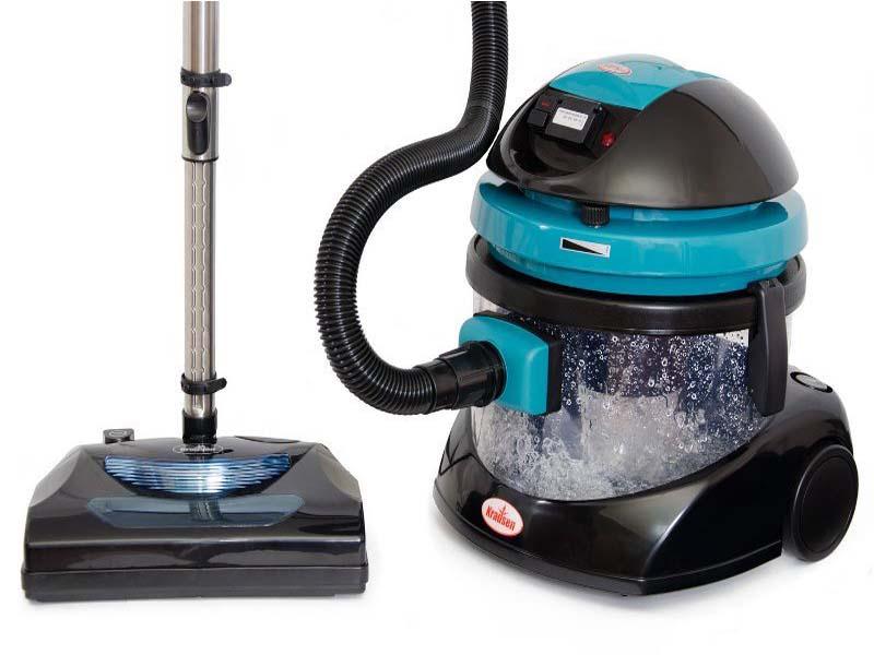 Пылесос с аквафильтром сепараторного типа