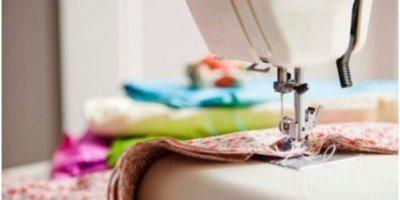 Строчки швейной машинкой