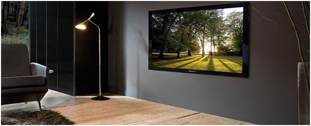 Крепление телевизора к стене