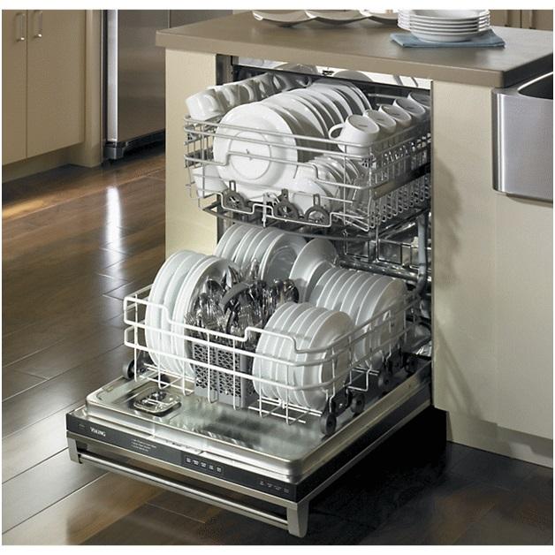 Правила загрузки посуды
