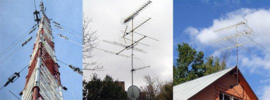 Массивные антенны