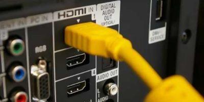 Подсоединение домашнего кинотеатра к телевизору через HDMI-кабель