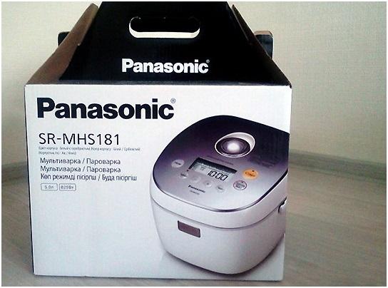 Panasonic SR-MHS181WTQ