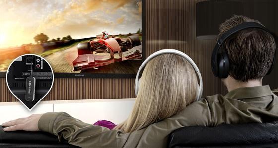 Наушники просмотра телевизора