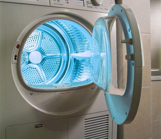 Дверце стиральной машины
