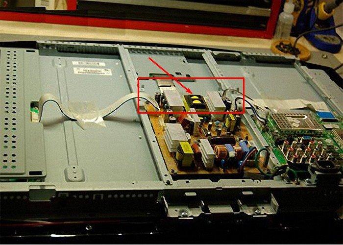ремонт телевизоров видео уроки