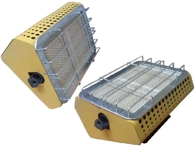Ремонт обогревателей газового типа