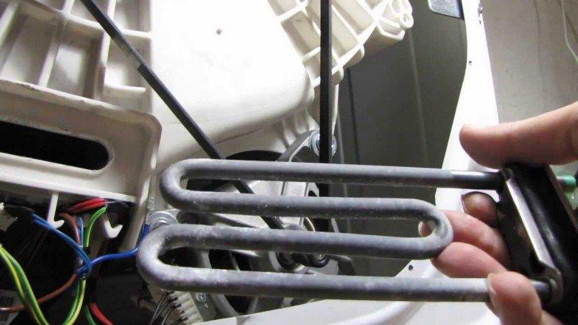 Как проверить тен в стиральной машине в домашних условиях