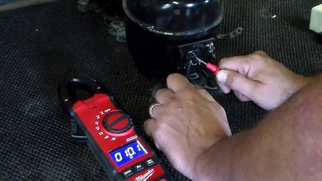 Проверка компрессора
