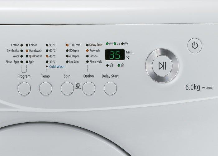 Неисправностей стиральной машины Samsung