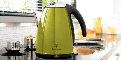 Убрать неприятный запах из чайника