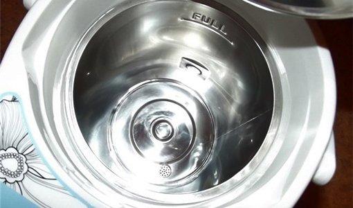 Очистка термопота от накипи уксусом