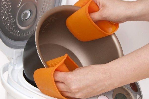 Отмыть чашу мультиварки