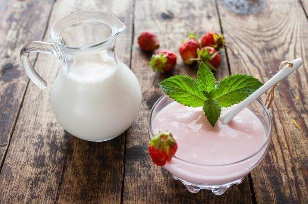 Молоко для йогуртницы