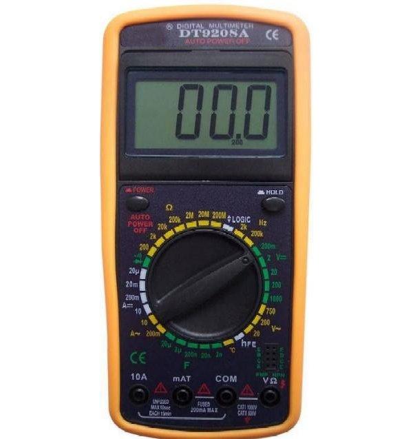 Мультиметр «DT9208»
