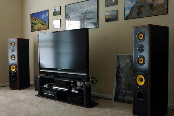 Колонки для телевизора