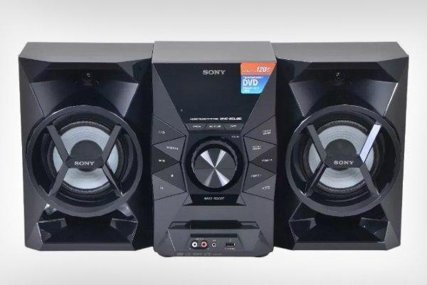 Музыкальный центр Sony MHC-ECL6D