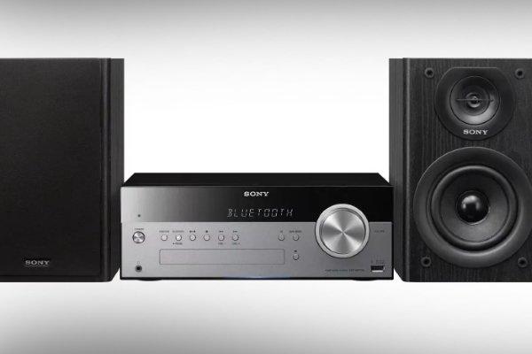 Двухполосное акустическое устройство Sony CMT-SBT100