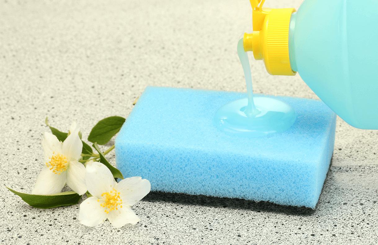 Моющее средство для очистки чаш