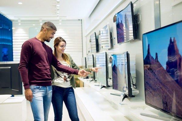 Выбор телевизора по типу матрицы