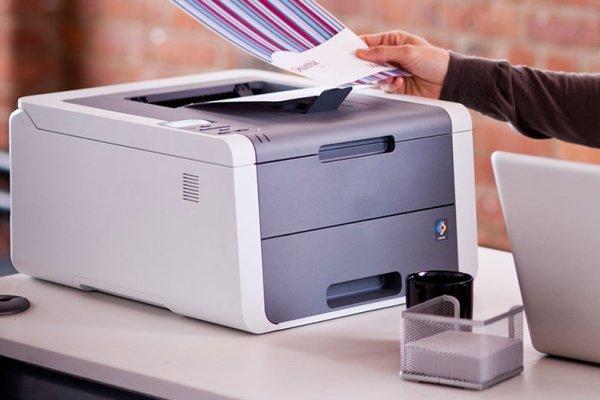 Использование принтера