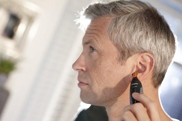 Триммер для ушей и носа
