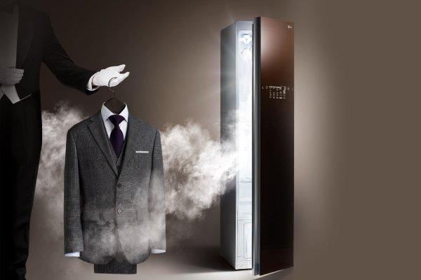 Паровой шкаф