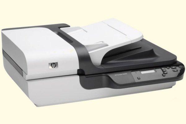 Сканер со слайд-адаптером