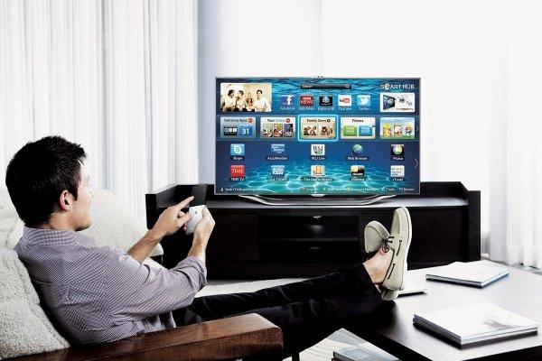 Телевизор в системе умный дом