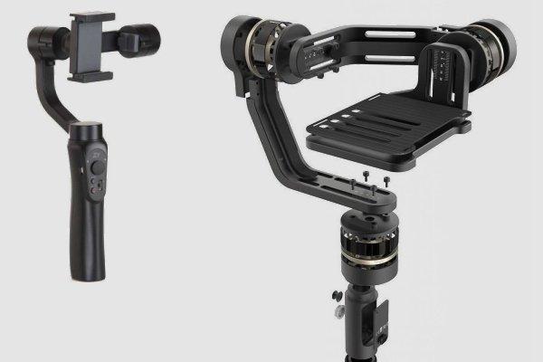 Стабилизатор для видеокамер
