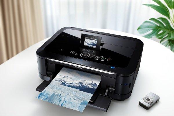Принтер с картинкой