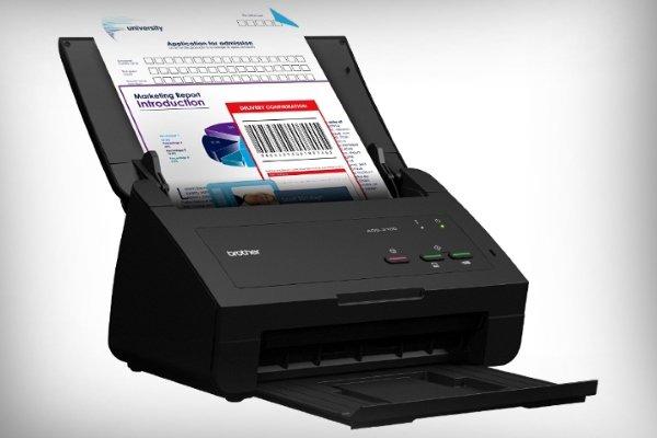 Протяжной сканер
