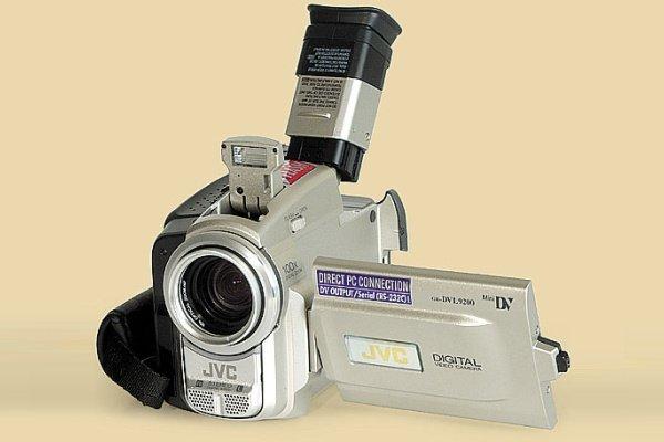 Камера JVC GR-DVL9200