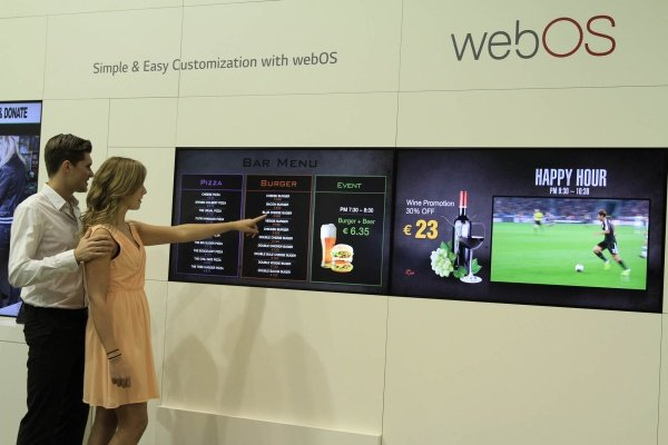 Платформа Web OS