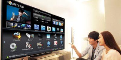 Экран телевизора smart tv