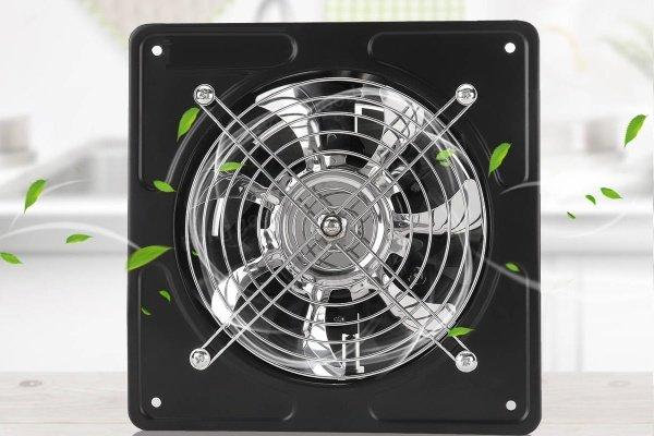 Вентилятор на кухню