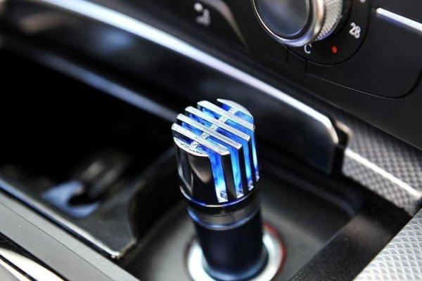 Ионизатор в автомобиль