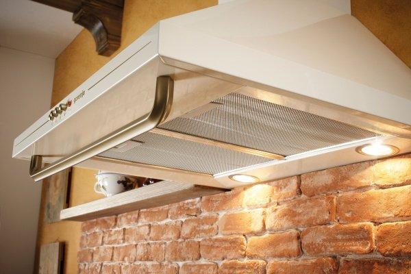 Воздухоочиститель на кухне