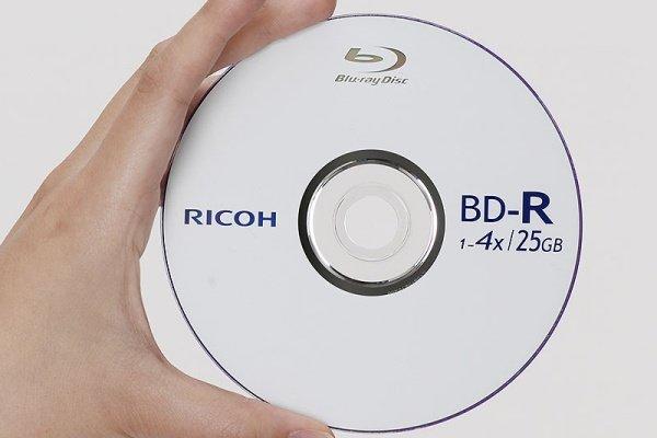 Блю рей диск