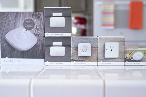 Комплектующие для Умного дома от Samsung
