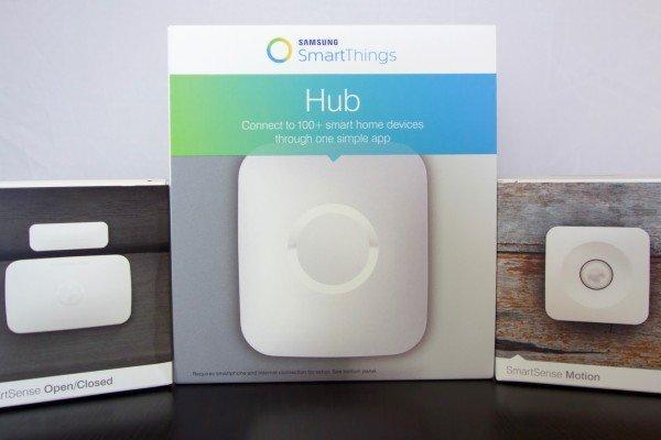 Smartthings hub от Samsung