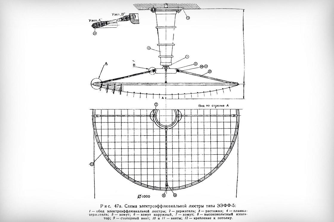 Схема искусственного излучателя