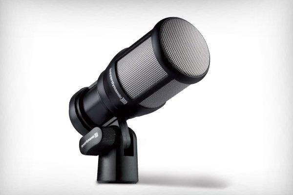 Динамический микрофон