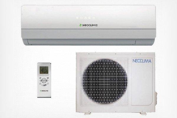 Модель NeoClima NS/NU-HAL07R