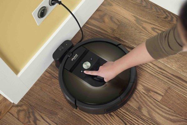 Модель iRobot Roomba 980